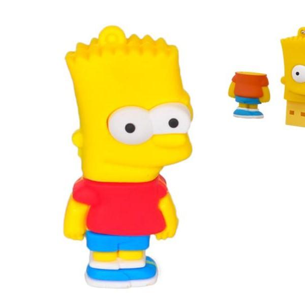 Bart Simpson silikon1