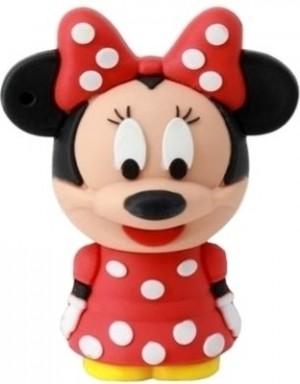 Mickey Minnie Red silikon